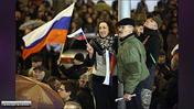 Top Lawmaker: Russia Would Welcome Crimea (Wochit)