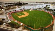 Ghosts of Spring Baseball: Al Lang Field