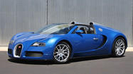 Car review: Bugatti Veyron leads entrants in 200-mph supercar club