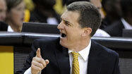 Young Terps team presents challenge for Turgeon