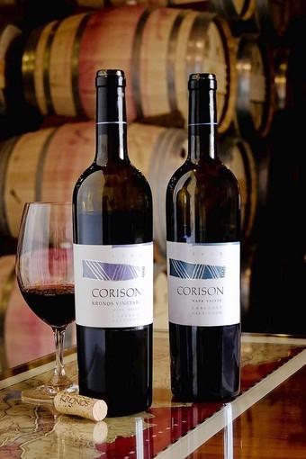Corison wine