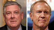 Rauner leads but Dillard surges in Tribune poll