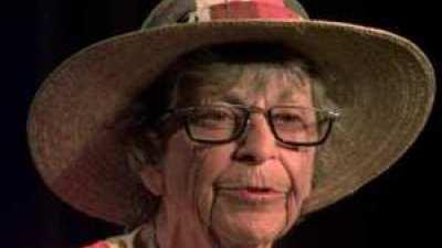 """Doris """"Granny D"""" Haddock"""