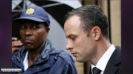 'Everything Is Fine', Pistorius Told Guard After Shooting (Wochit)