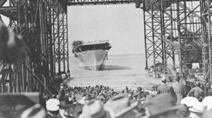 From Newport News to Midway: USS Yorktown a shot in the arm for the shipyard