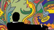 'Mad Men' 7th season key art is super psychedelic