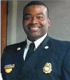 Leesburg Fire Department veteran David Johnson becomes city's first black fire chief.