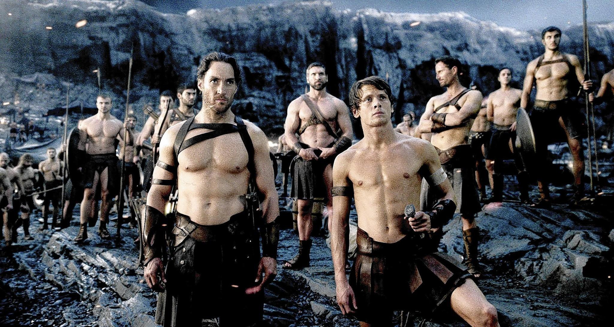300 спартанцев скачать торрент в хорошем качестве бесплатно