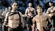 Want six-pack abs like in '300'? Think thousands of reps.