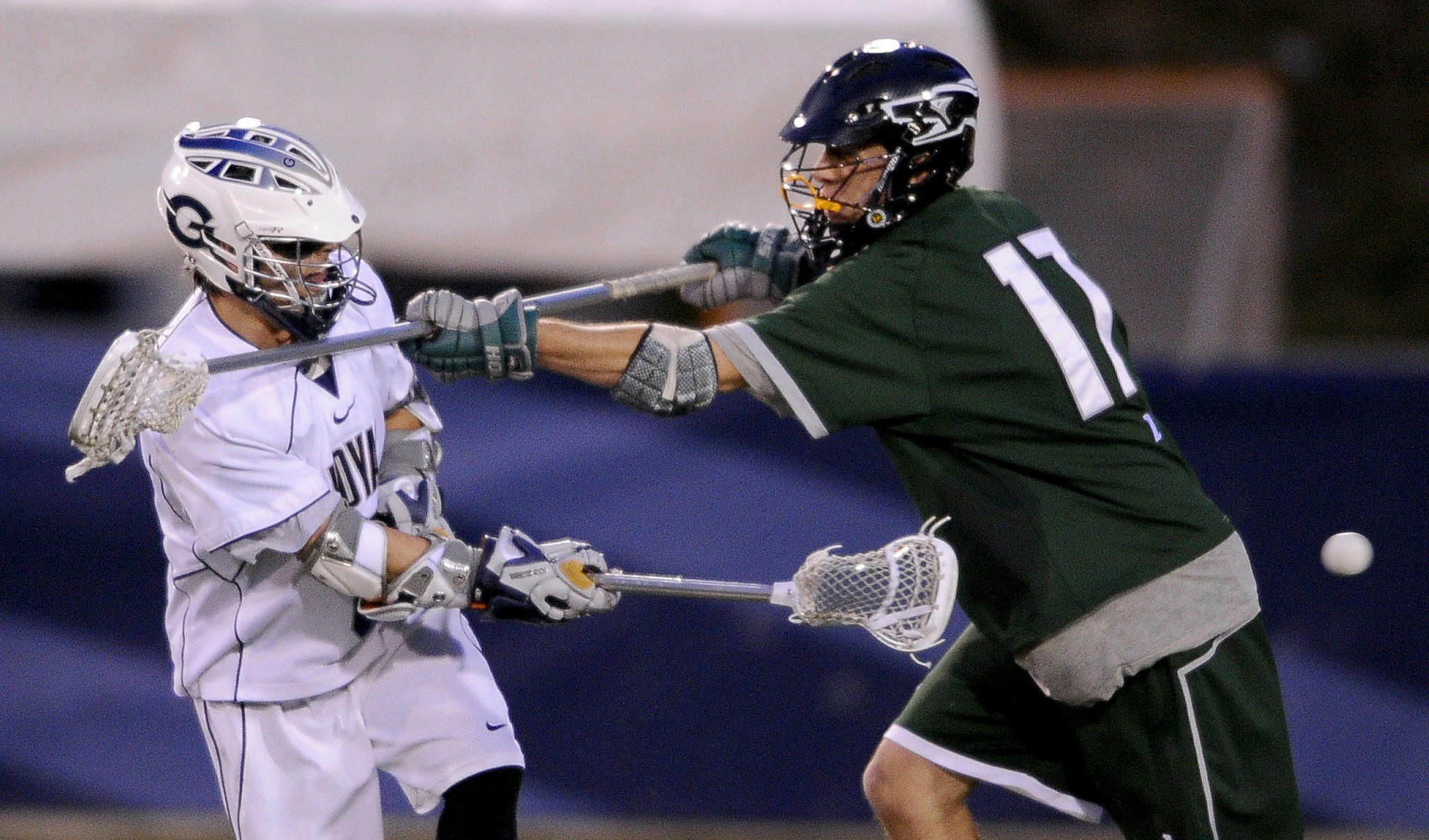 Joe Fletcher isn't the most physical defenseman in college lacrosse, but he may be the best.