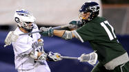 Loyola defenseman Joe Fletcher has added a word to the lacrosse lexicon with his lock-down skills