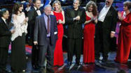 Dispatch from New York: A gala for composer Stephen Sondheim in honor of his 80th birthday