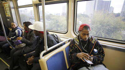 Red Line ridership bounces back