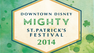 St. Patrick's Festival begins tonight at Downtown Disney