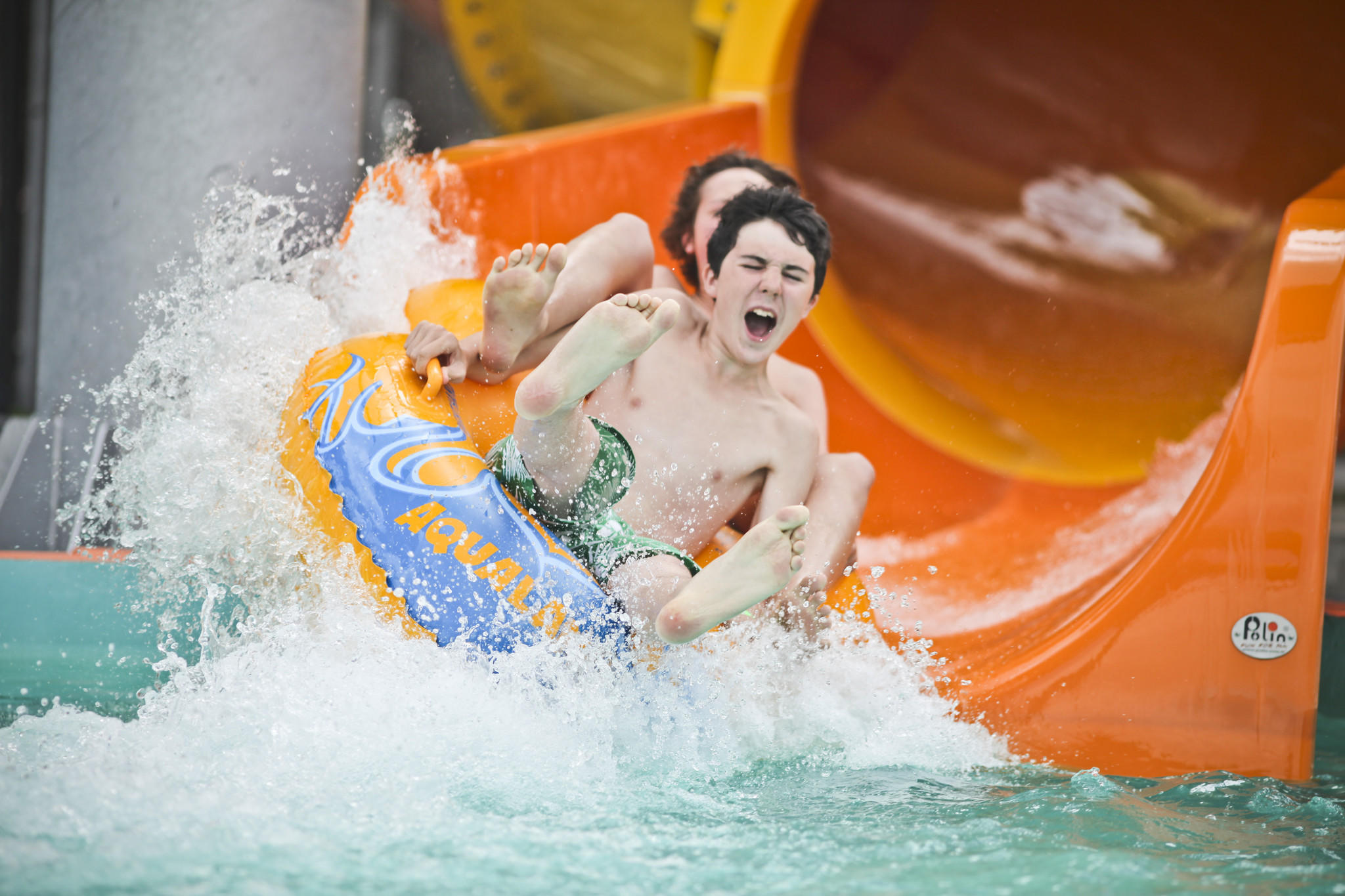 The new Cowabunga Bay will open May 24 in Henderson, Nev.