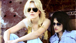 Dakota Fanning and Kristen Stewart, 'The Runaways'