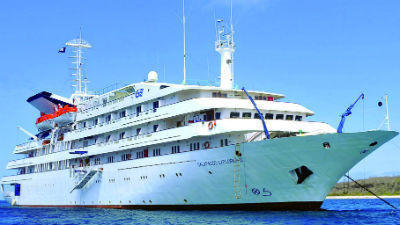 Silversea Cruises buys Galapagos expedition ship