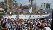 Merchants set records as Sailabration boosts city business