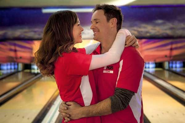"Rachel Boston needs ""A Ring by Spring"" in a new TV movie on Hallmark Channel; with Kirby Morrow."