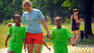 Summer camp for homeless helps students through transition