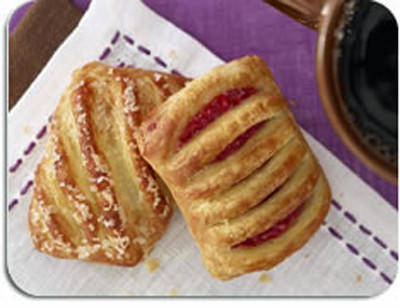 A photo of McDonald's petite pastries. The treats are being tested at locations in San Diego.