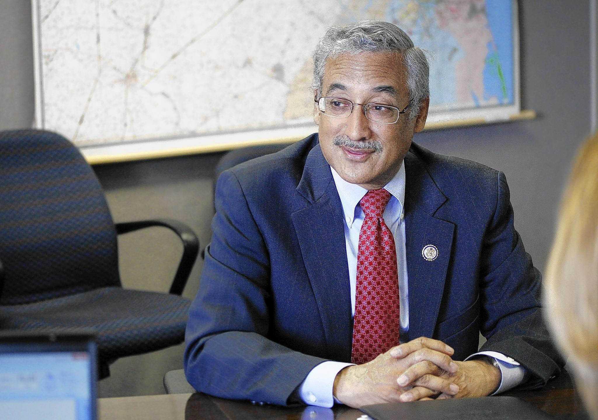 "U.S. Rep. Robert C. ""Bobby"" Scott."