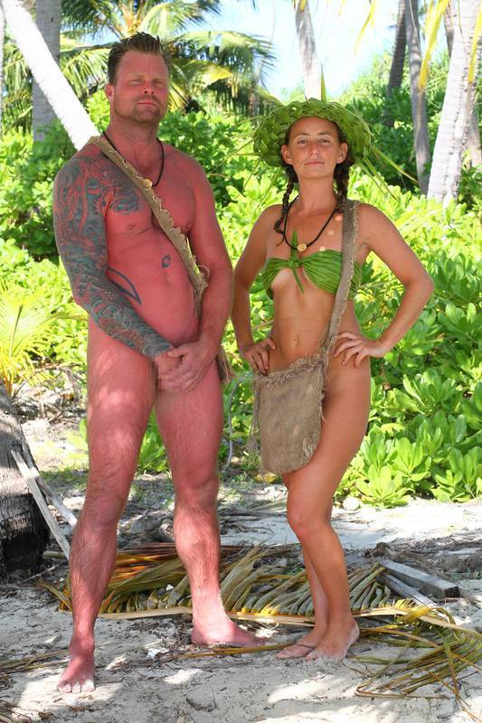 Naked and Afraid' gets talk show