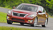 Car review: Nissan loads Altima with style, substance