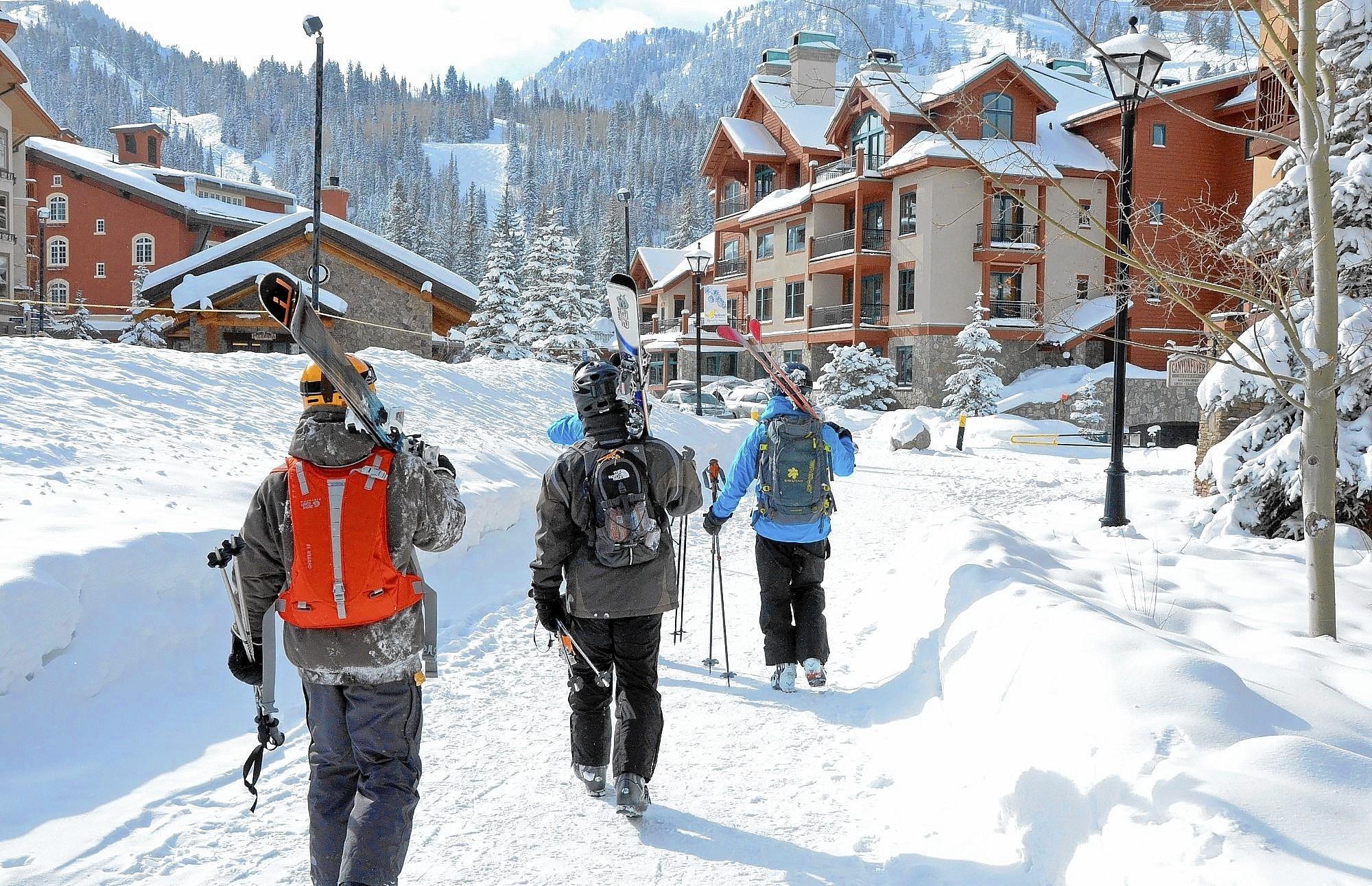 interconnect helps you navigate utah's best ski resorts - latimes