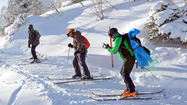 Travel info for skiing in Utah