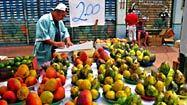 Hone bargaining skills at São Paulo, Brazil's many farmers markets and crafts fairs