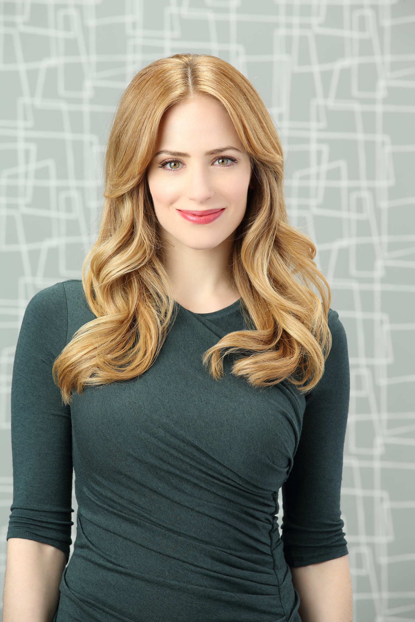 "Jaime Ray Newman of ""Mind Games"""