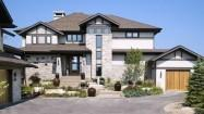 Brick and stone lend character, durability to new homes