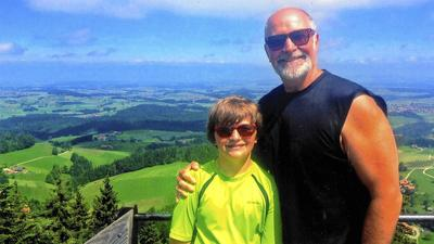 Fogelsville father, son bond during 350 mile hike across Switzerland