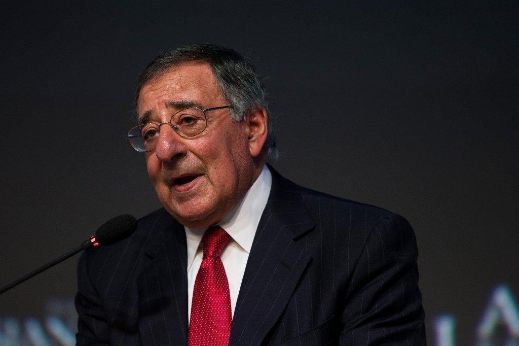 John Kiriakou, a former CIA officer who was charged with violating the federal Espionage Act and is currently serving a 30-month sentence in federal prison, says the way that law was applied to his case would also subject former CIA Director Leon Panetta to charges. Above, Panetta is seen on Monday speaking at a conference in South Korea.