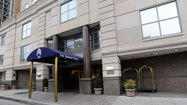 City opposes conversion of Tremont Plaza to Embassy Suites