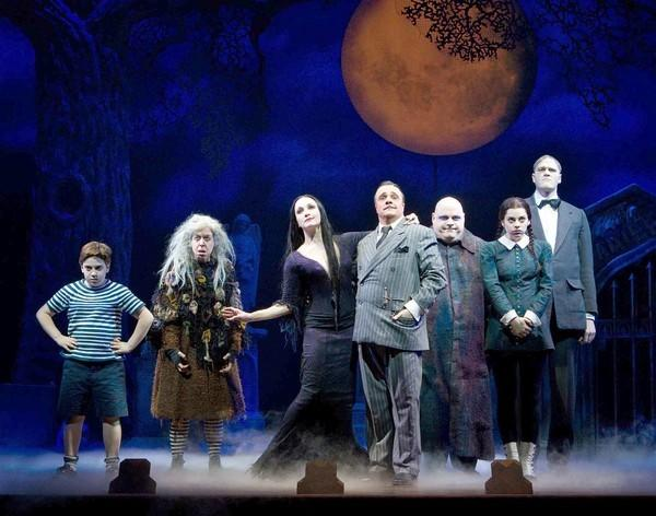 'The Addams Family: A New Musical'