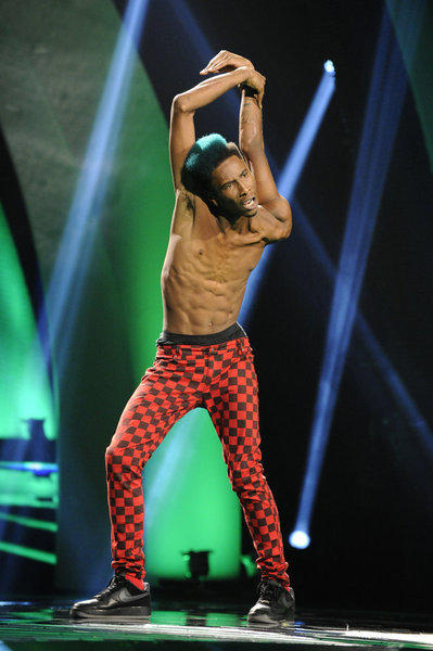 """Turf performs on """"<a class=""""taxInlineTagLink"""" id=""""ENTTV0000357"""" title=""""America's Got Talent (tv program)"""" href=""""/topic/entertainment/television/americas-got-talent-%28tv-program%29-ENTTV0000357.topic"""">America's Got Talent</a>."""""""