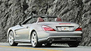 Car review: 2013 Mercedes SL550 is pedestrian-friendly excellence