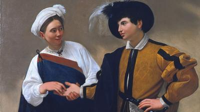 Williamsburg: Caravaggio's hand explored in Muscarelle Museum show of three Old Master paintings