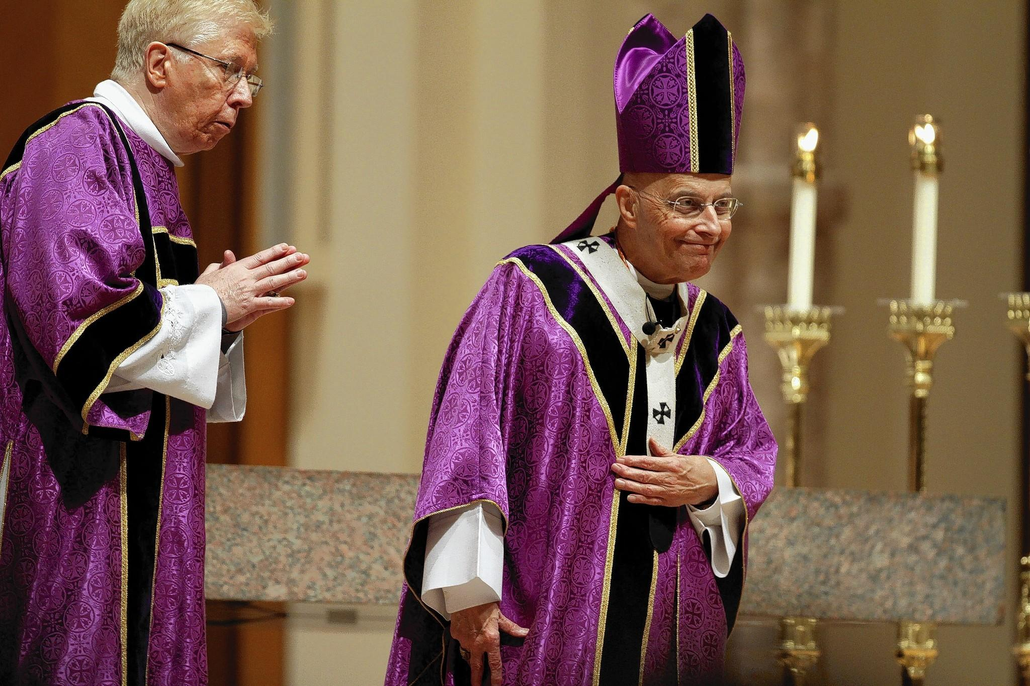 In December Cardinal Francis George celebrated a Mass marking his 50th anniversary in the priesthood.