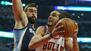 Photos: Grizzlies 85, Bulls 77