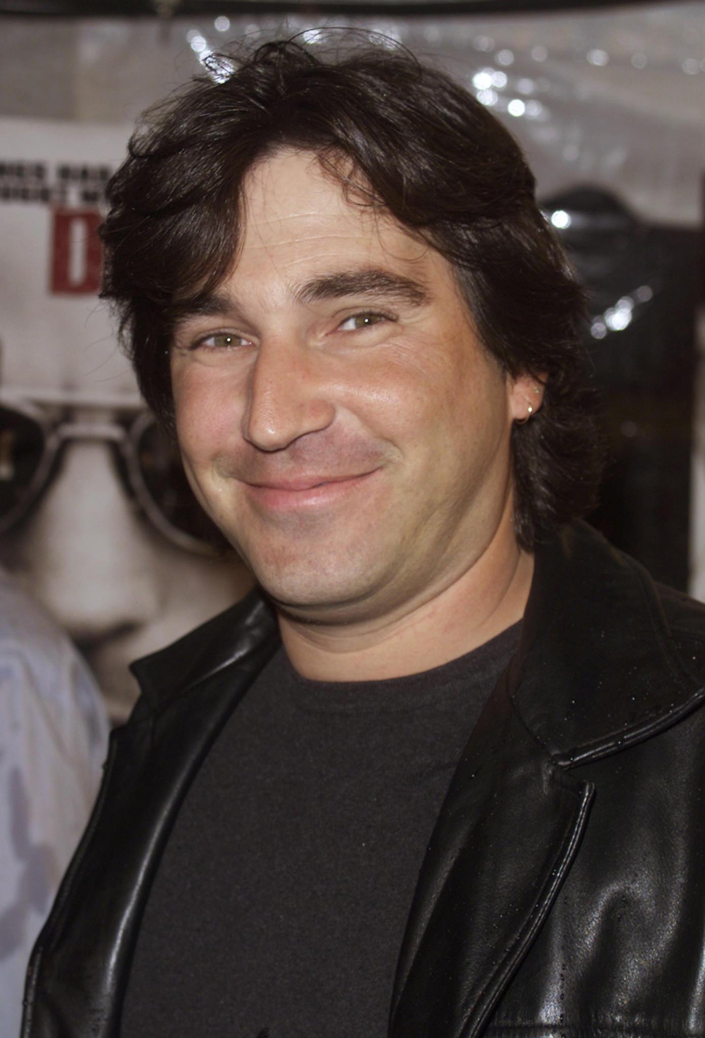 "Director Scott Kalvert attends the premiere of the film ""Deuces Wild"" in New York City in 2002."