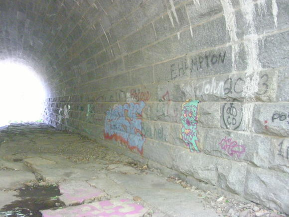 Air Line Railroad Tunnel