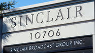 Sinclair will buy six TV stations for $412.5 million