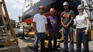 Coast Guard grows its own tradespeople at repair yard
