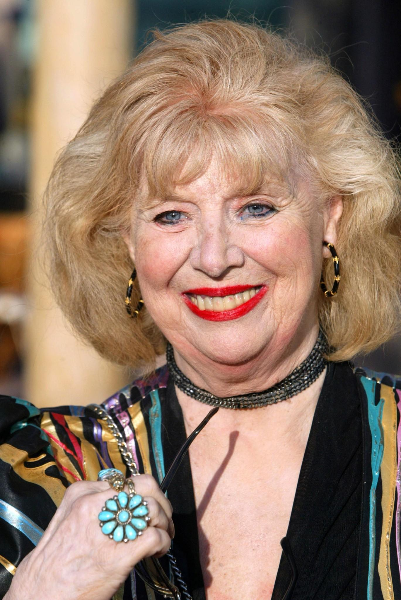 "Actress Sheila MacRae of ""The Honeymooners"" died on March 6 in Englewood, New Jersey."