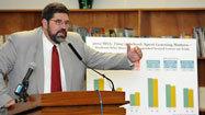 Baltimore school test results hit three-year lull