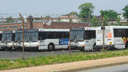 Baltimore gets $40 million federal grant to replace aging bus yard