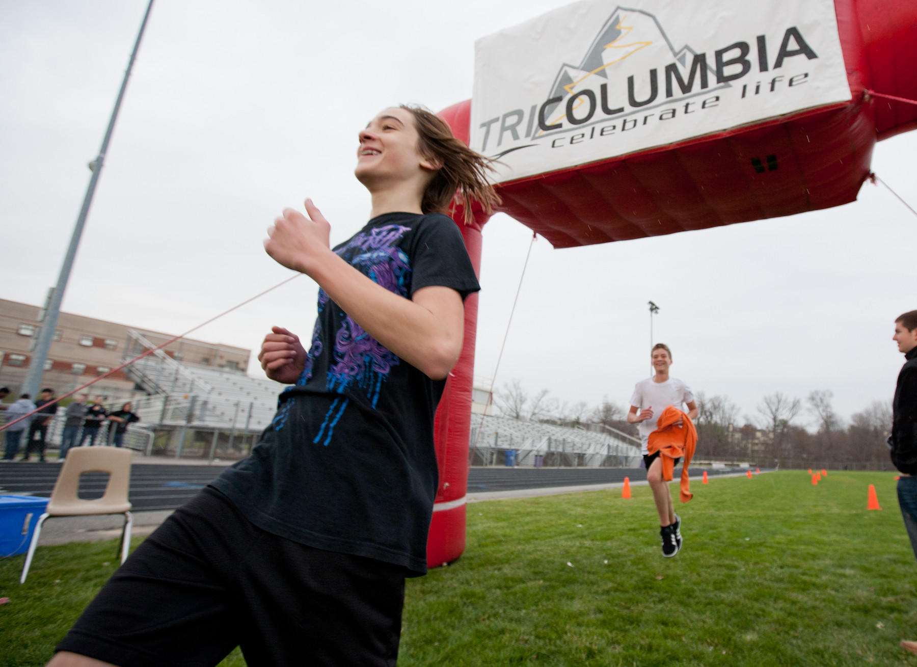 The Columbia Triathlon Association  one of the countrys premiere endurance race organizers  is working to get itself on stronger financial footing. 2011 File photo